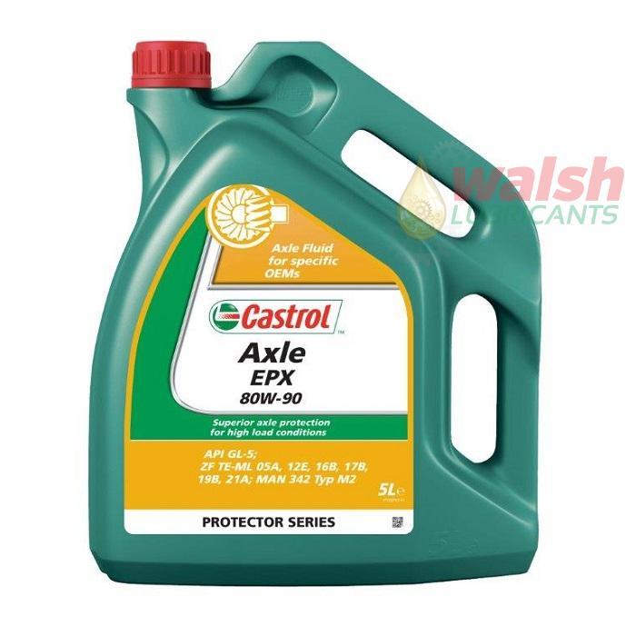 castrol axle epx 80w-90