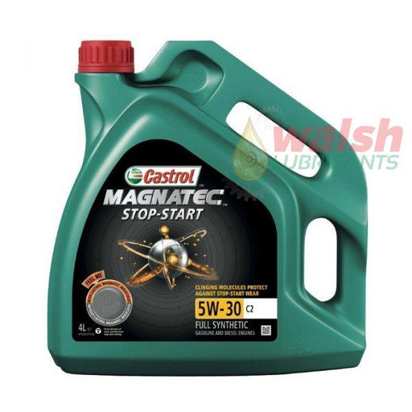 Castrol Magnatec-StopStart-5W30