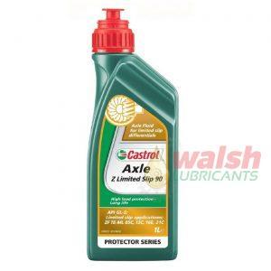 Axle & Universal Fluids