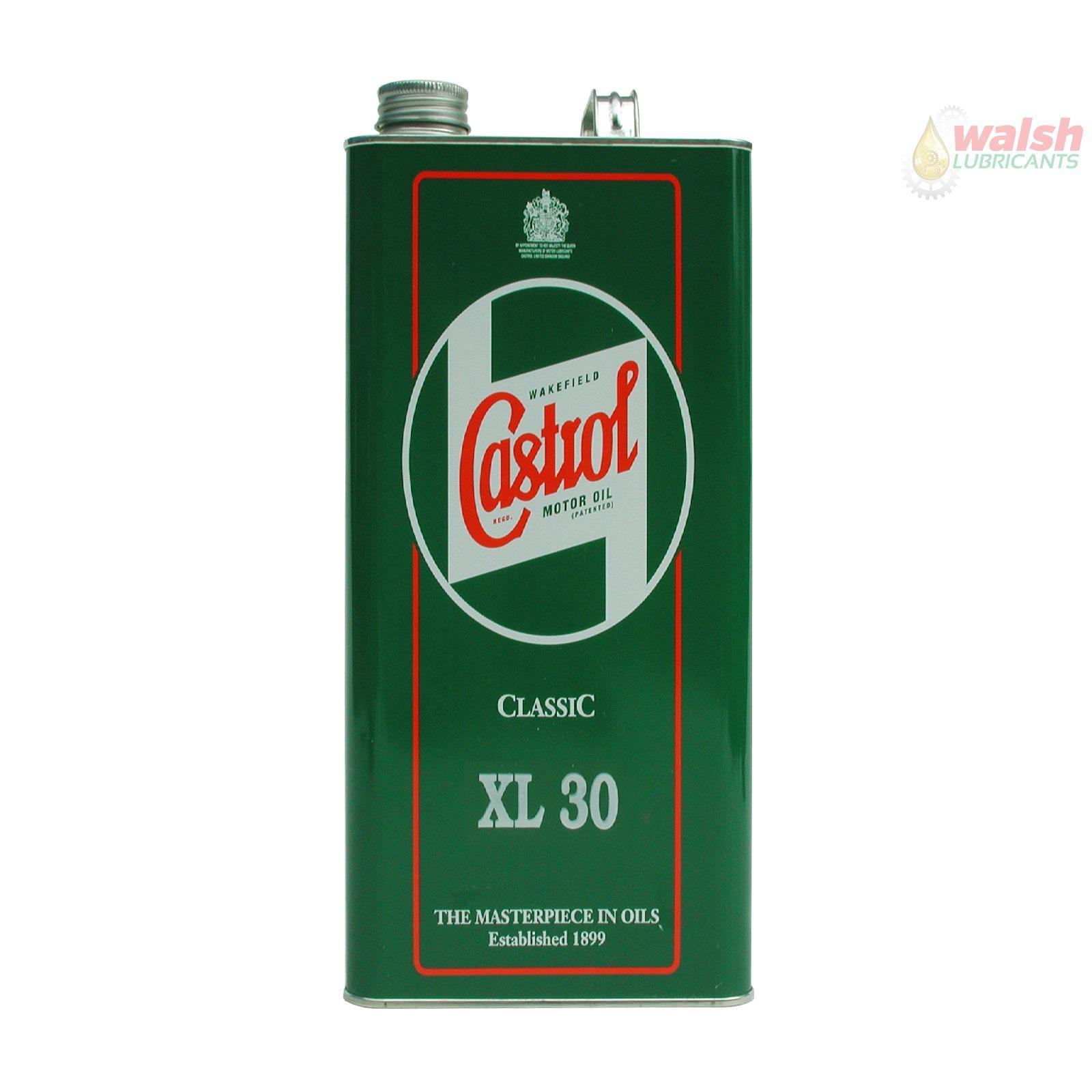 Castrol Classic Engine Oils