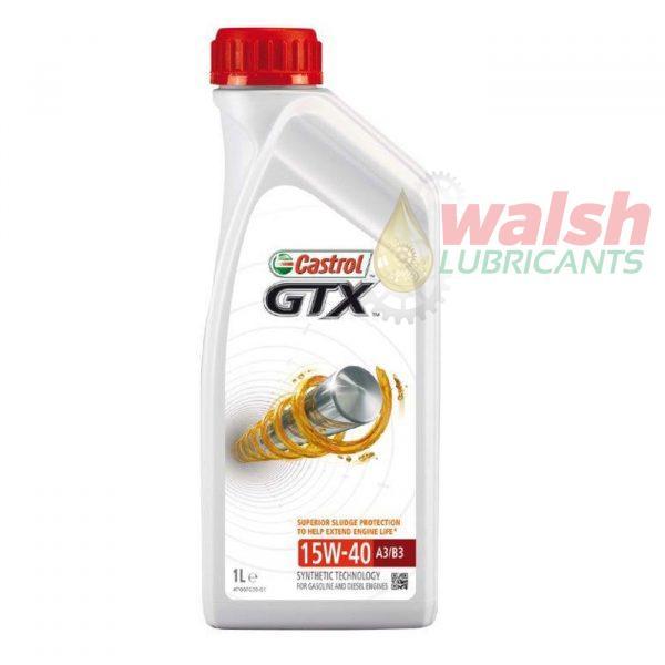 Castrol GTX15W40