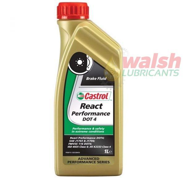 Castrol React Performance DOT 4