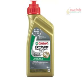 Castrol Syntrans-Multivehicle-75w90