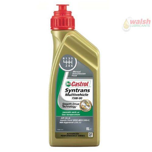Castrol Syntrans-Multivehicle-75w90