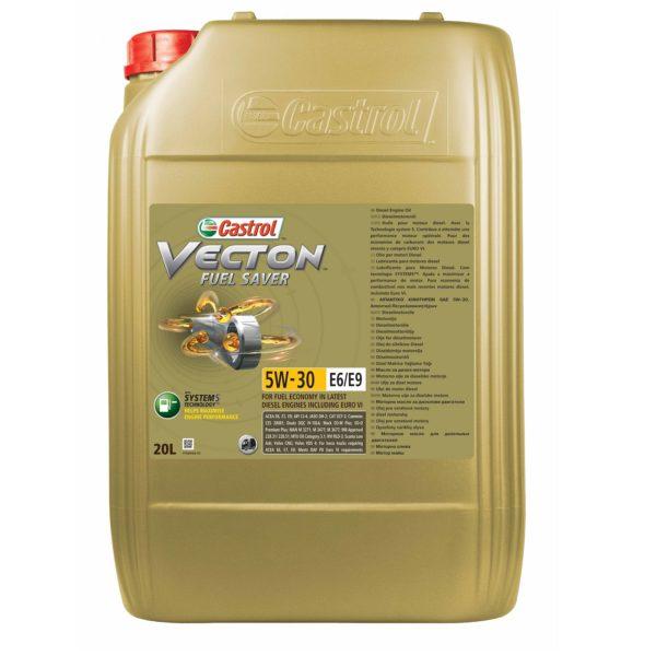 Castrol Vecton Fuel Saver