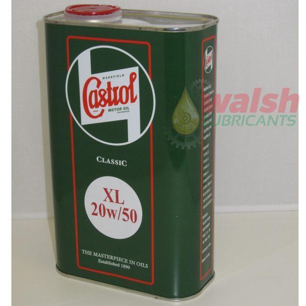 Castrol XL20W50