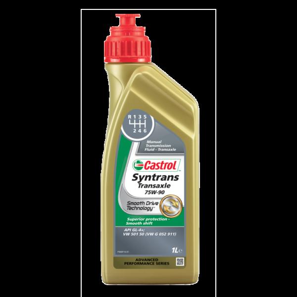 castrol syntrans-transaxle-75w-90