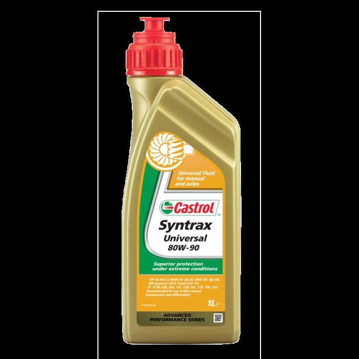 castrol syntrax-universal-80w-90