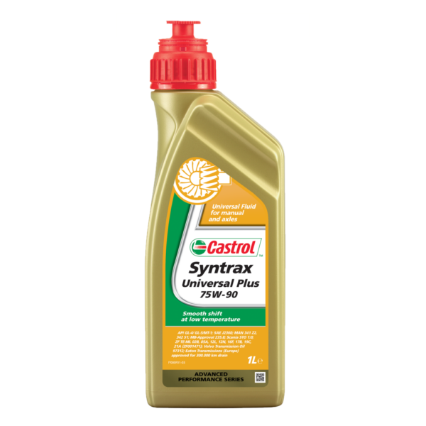 castrol syntrax-universal-plus-75w-90