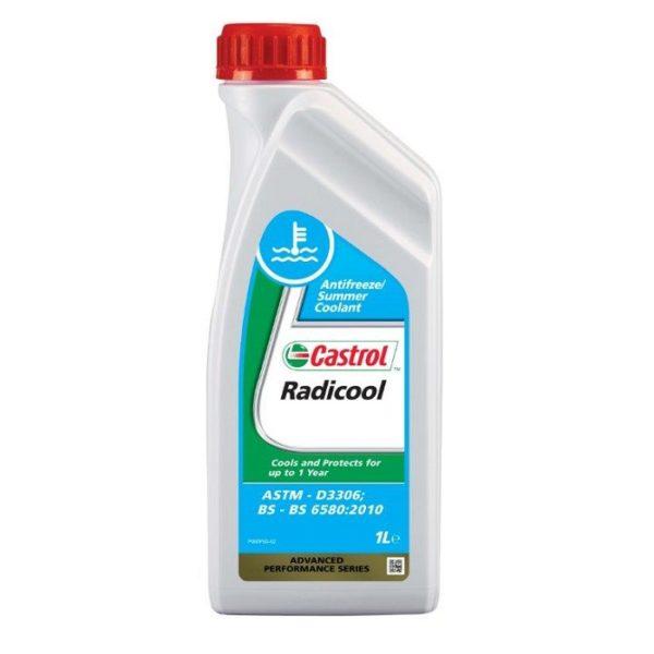 castrol radicool