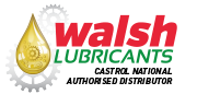 Walsh Lubricants Logo